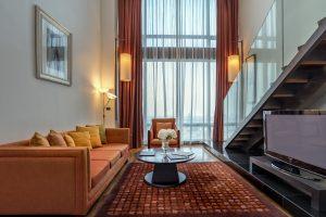 DUPLEX SUITE 2 BEDROOMS at VIE Hotel Bangkok