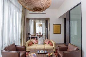 Penthouse 2 at VIE Hotel Bangkok with modern and elegant decoration