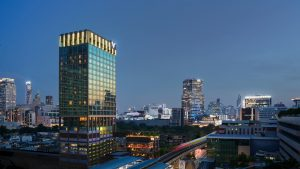 VIE Hotel Bangkok locates in Siam area of Bangkok